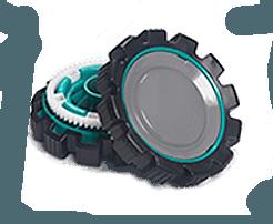 Mirra roues 4x4